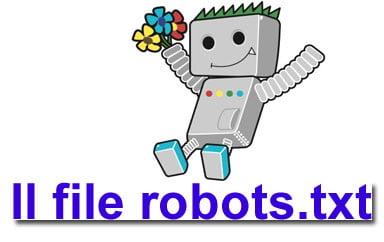 evitare i duplicati con il file robots.txt