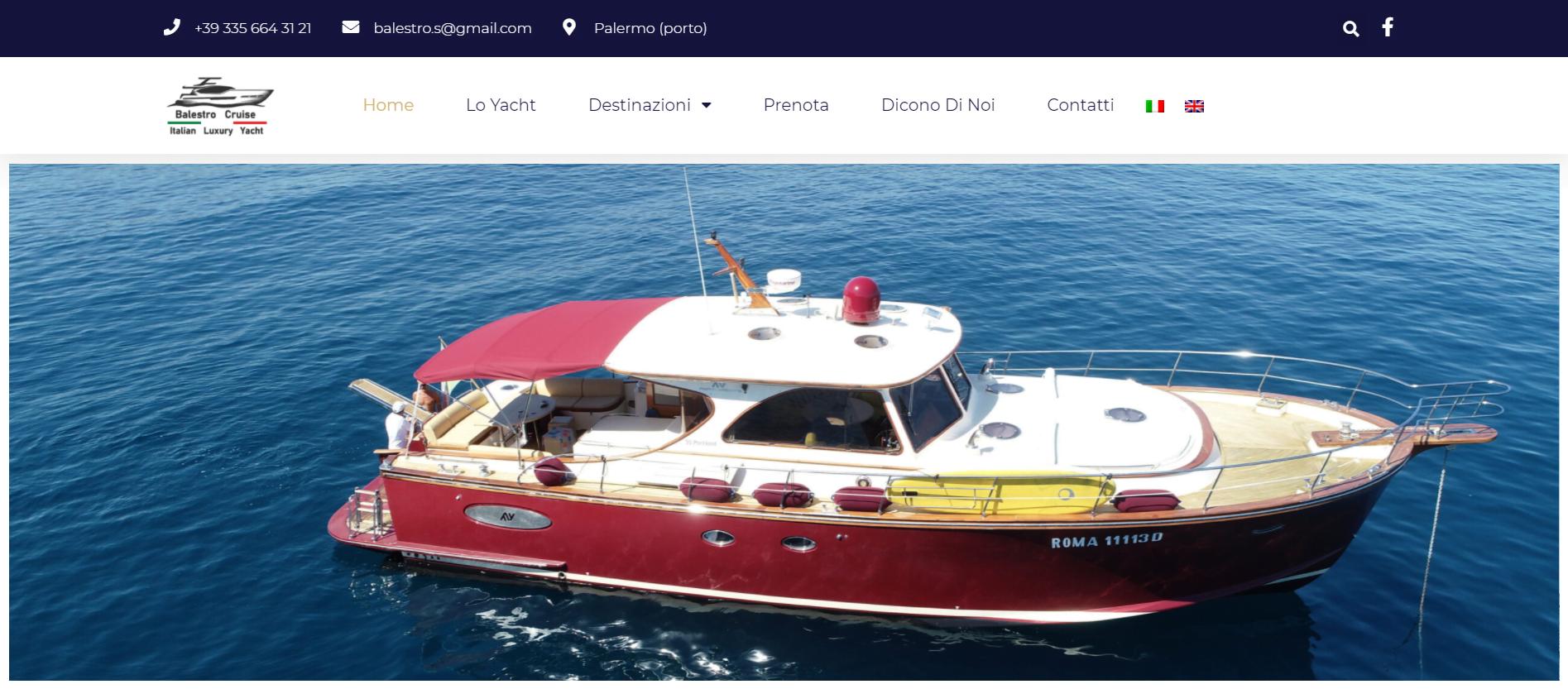 Noleggio Yacht Balestro Cruise