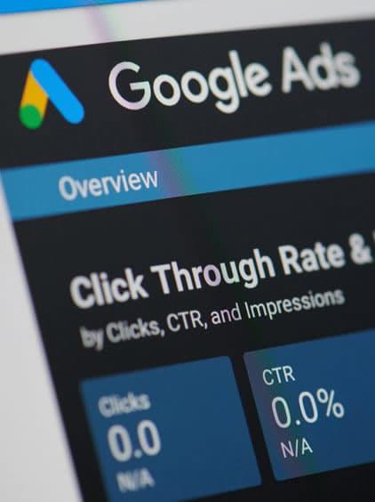 Pubblicità Google Ads Search